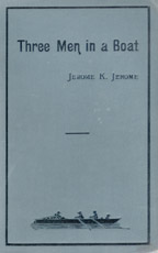 Cover of Jerome K Jerome's Three Men in a Boat (1st ed, 1889).jpg