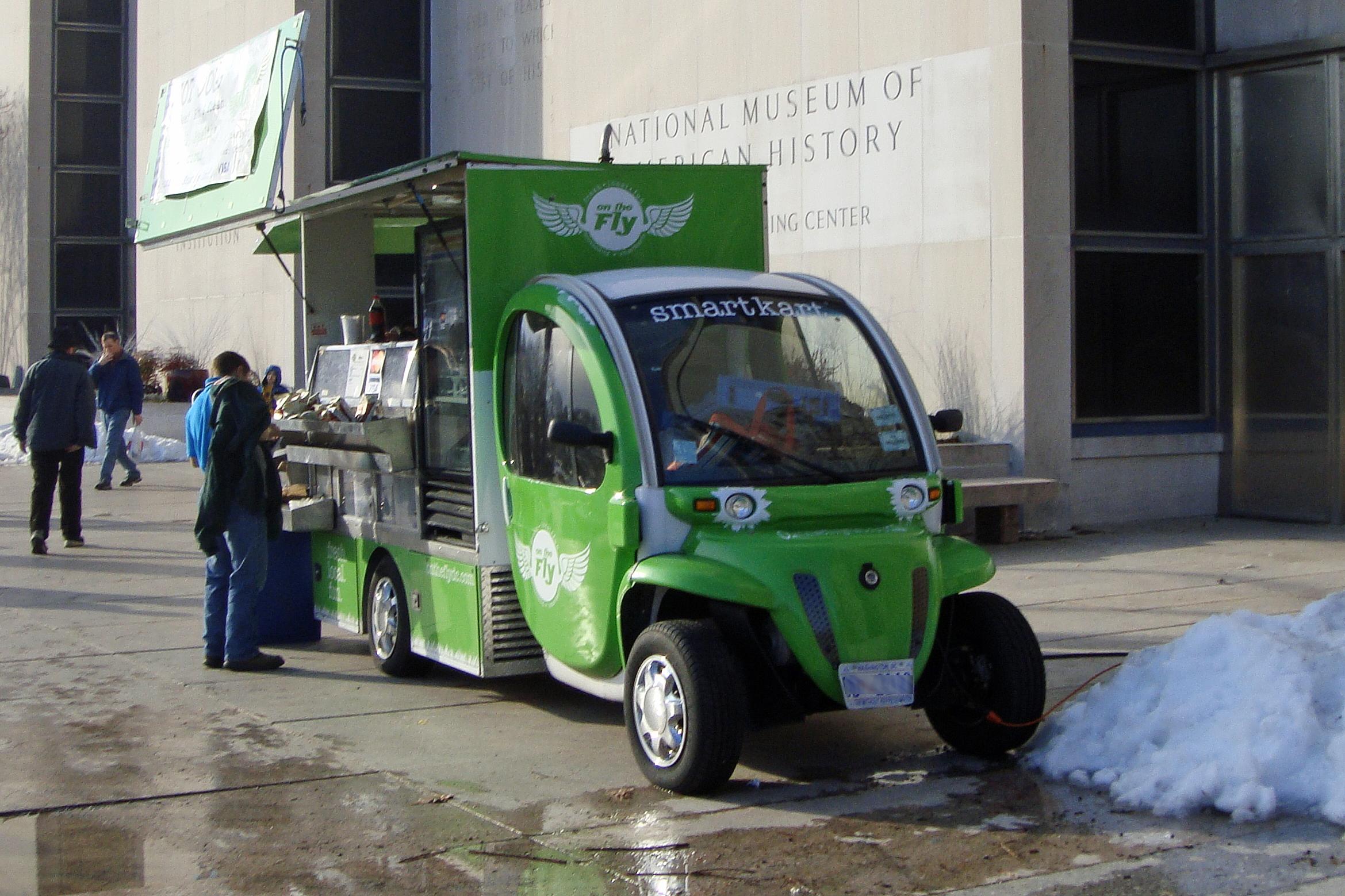 Gem Electric Car E