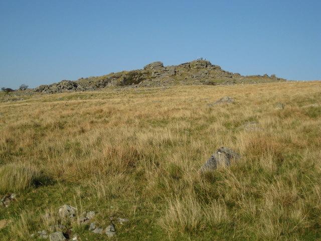 Dartmoor, King's Tor - geograph.org.uk - 1012356