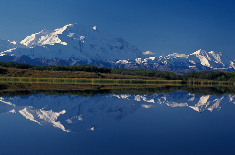File:Denali-from-reflection-pond.jpg