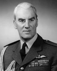 Dermot Boyle Marshal of the Royal Air Force