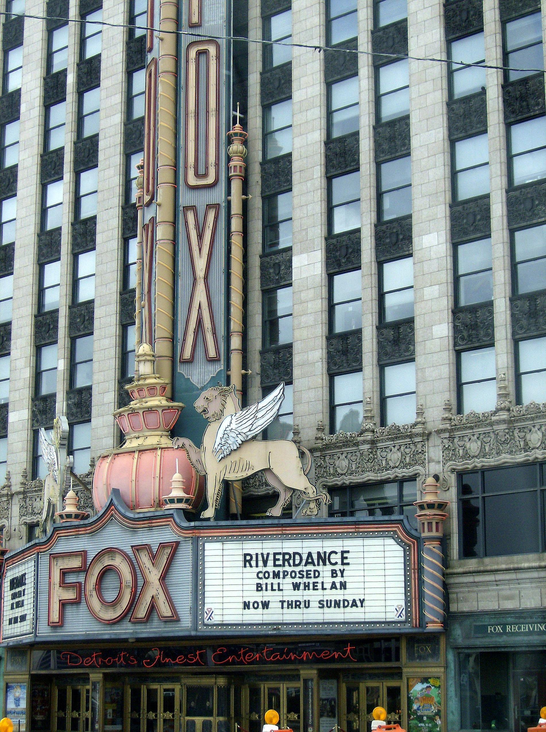 Fox Theatres - Wikiwand