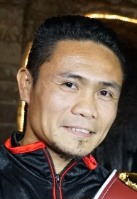 Donnie Nietes Filipino boxer