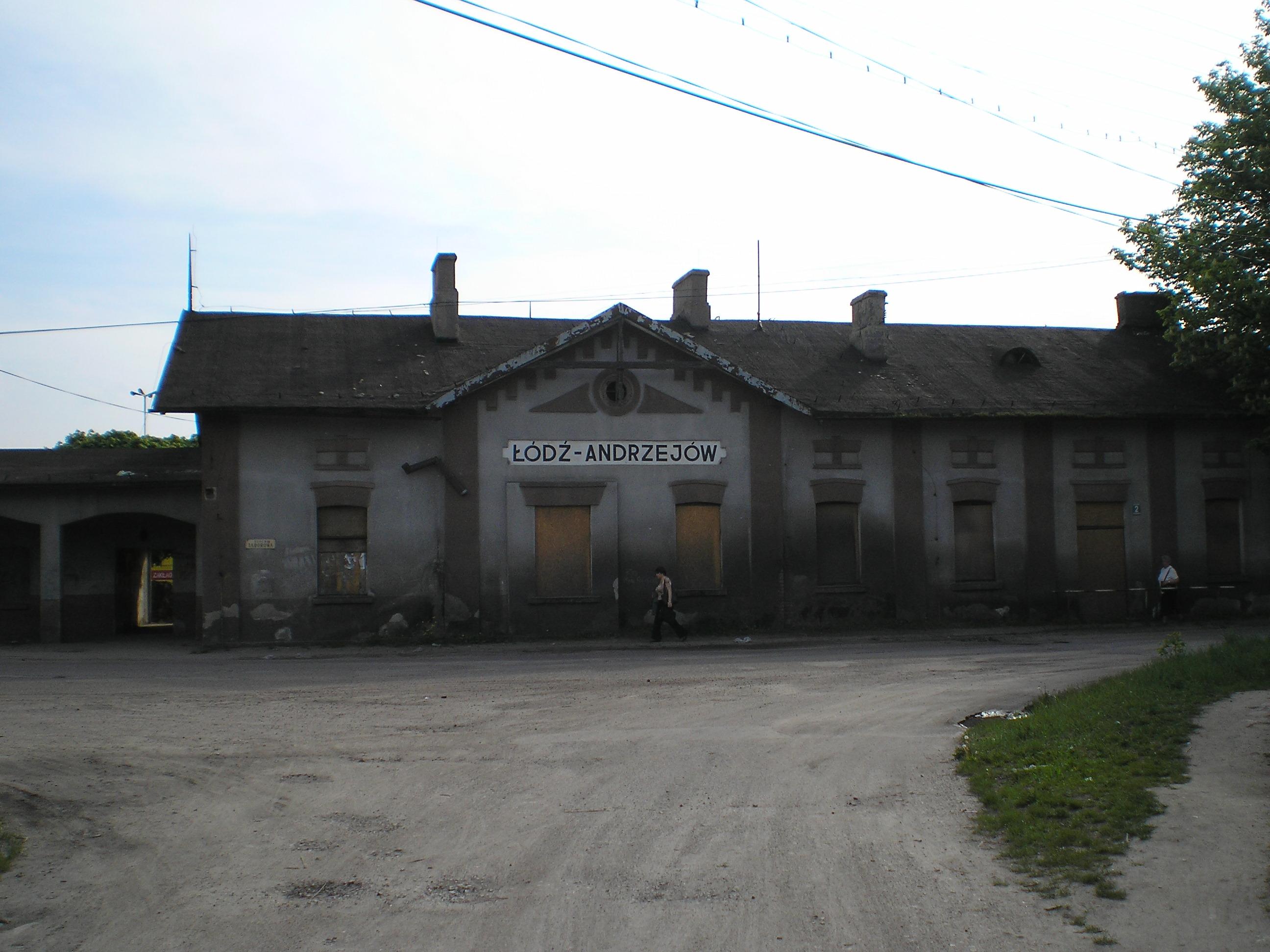 Lodz Andrzejow Wikipedia Wolna Encyklopedia