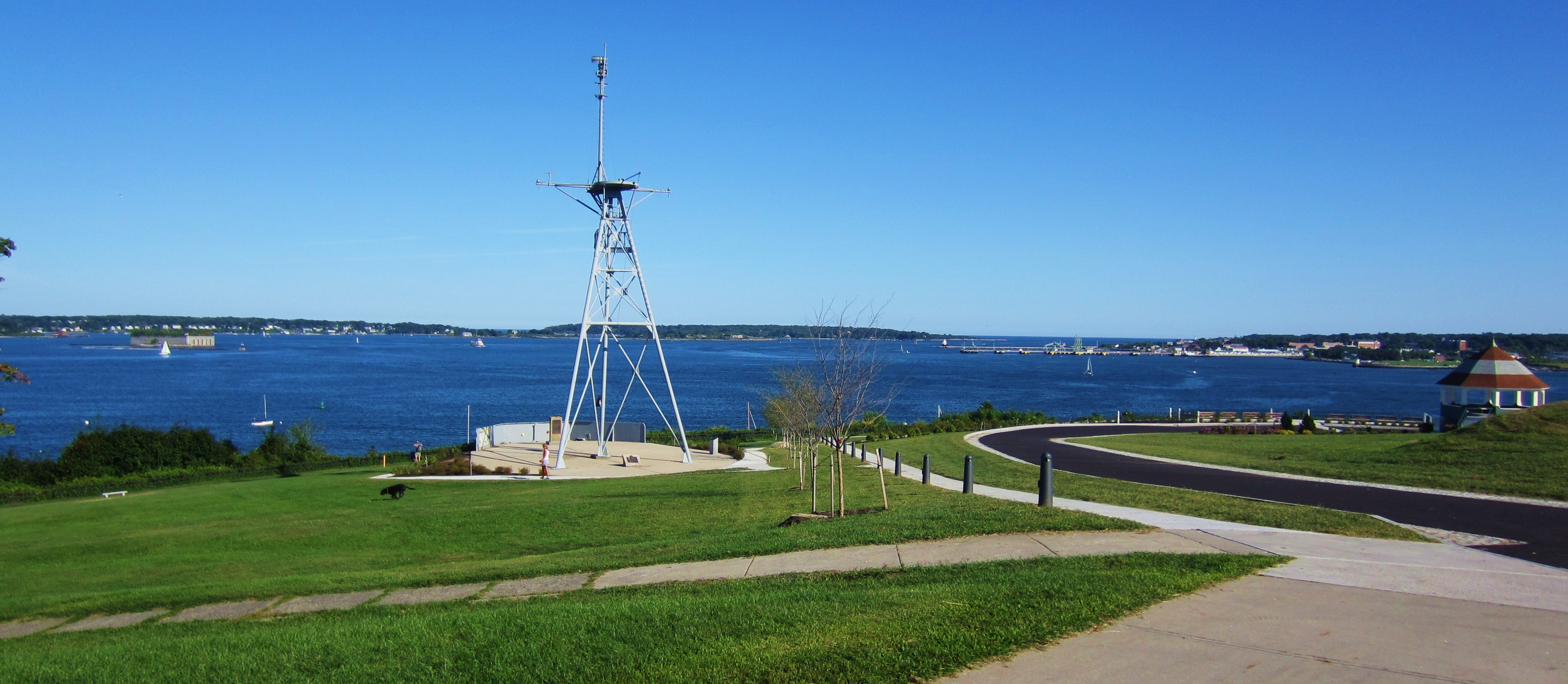 Image result for eastern promenade portland maine