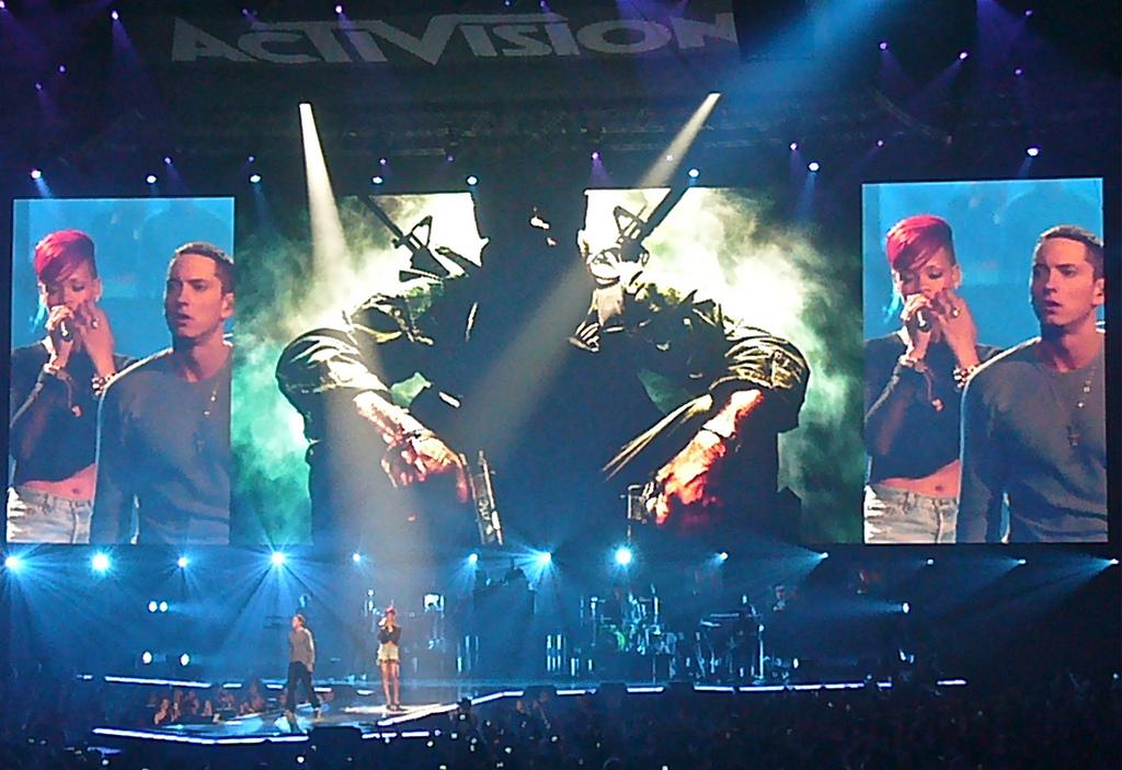 The Monster Tour Wiki Eminem