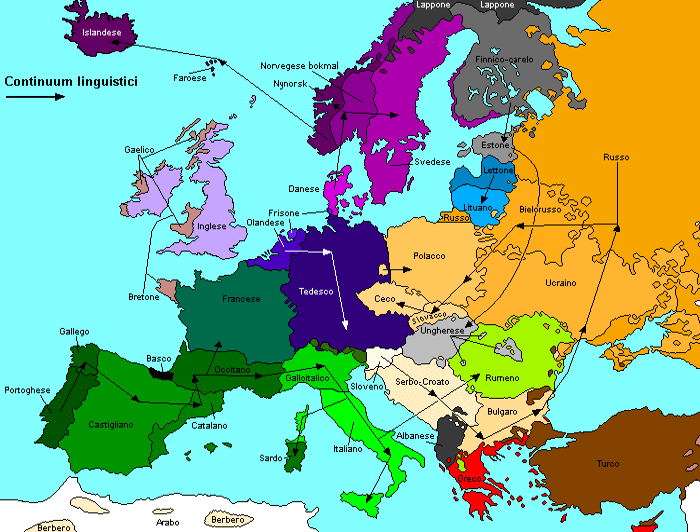 Qúe difícil es hablar el español Europe_Continuum