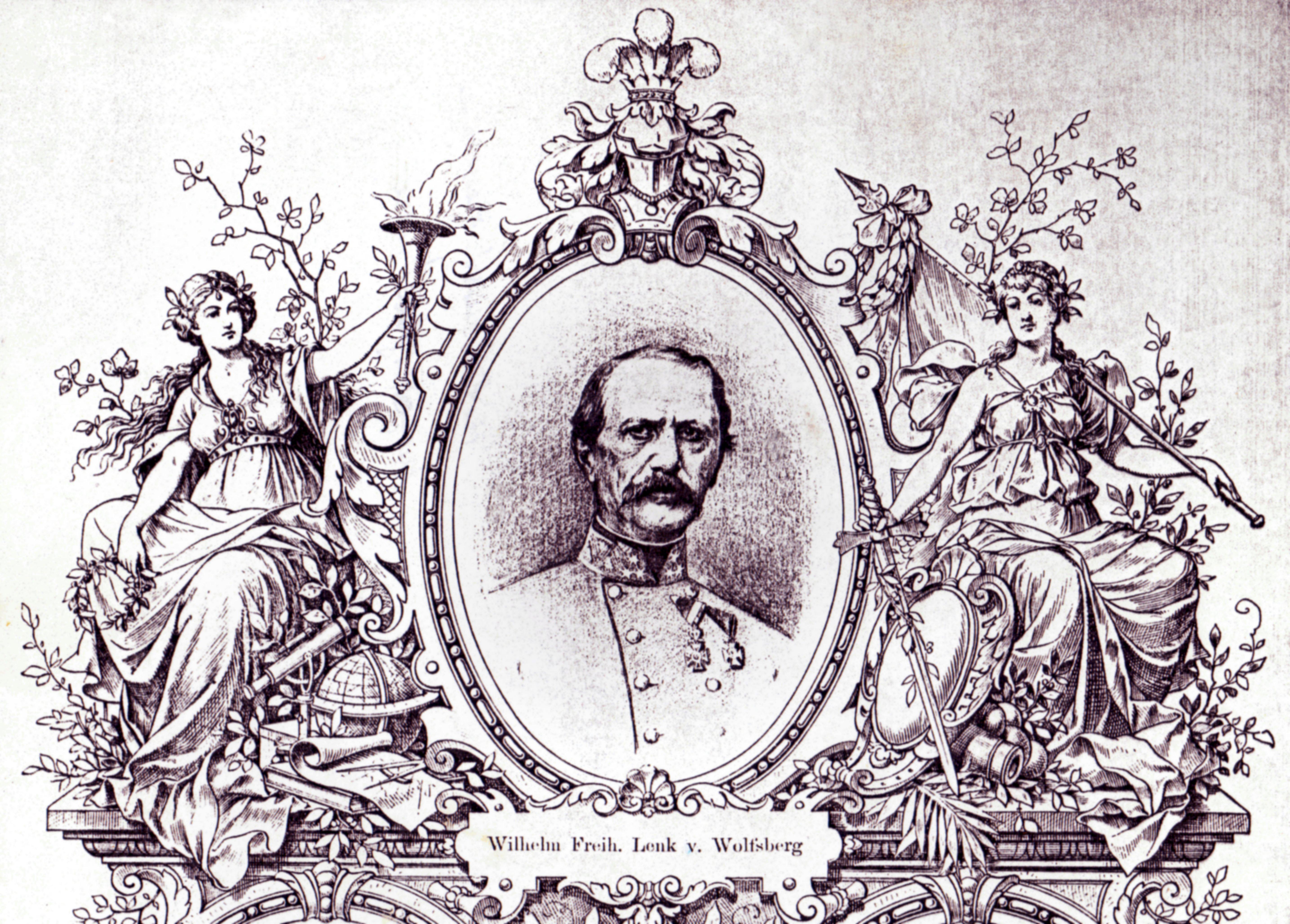 Wilhelm Lenk von Wolfsberg