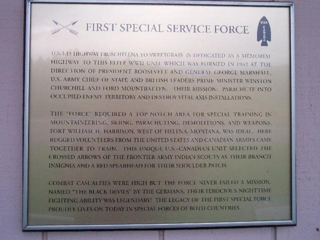 First Special Service Force | Military Wiki | FANDOM powered