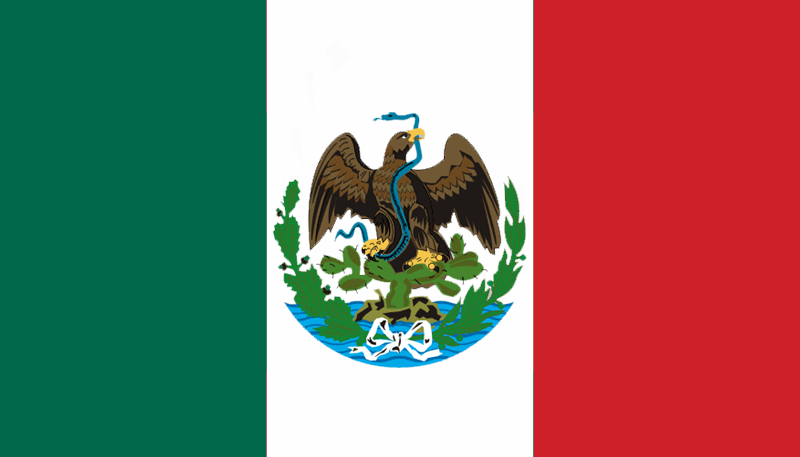 fileflag of mexico 18811899png wikimedia commons
