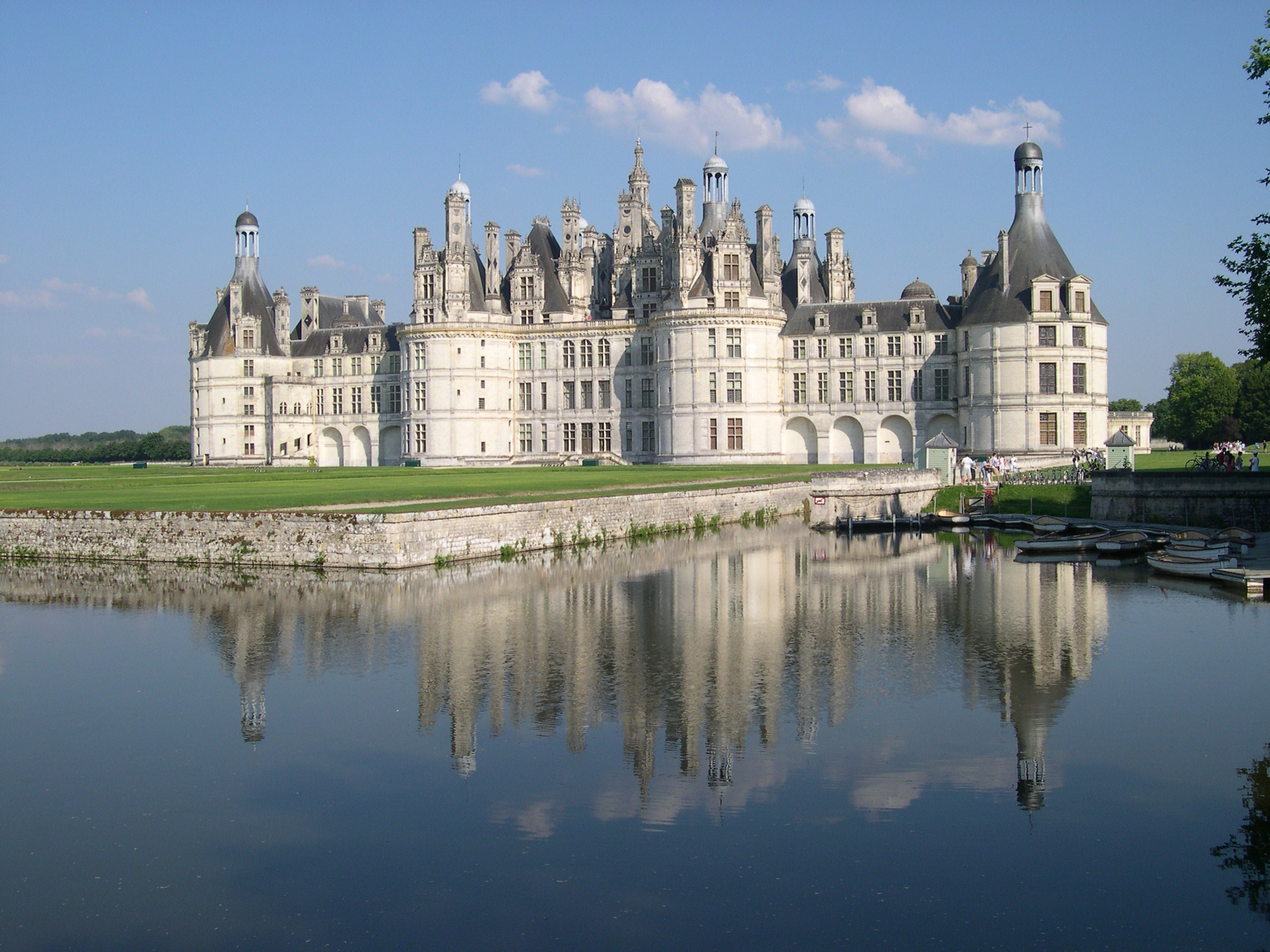 chambord ch teaux de la loire. Black Bedroom Furniture Sets. Home Design Ideas