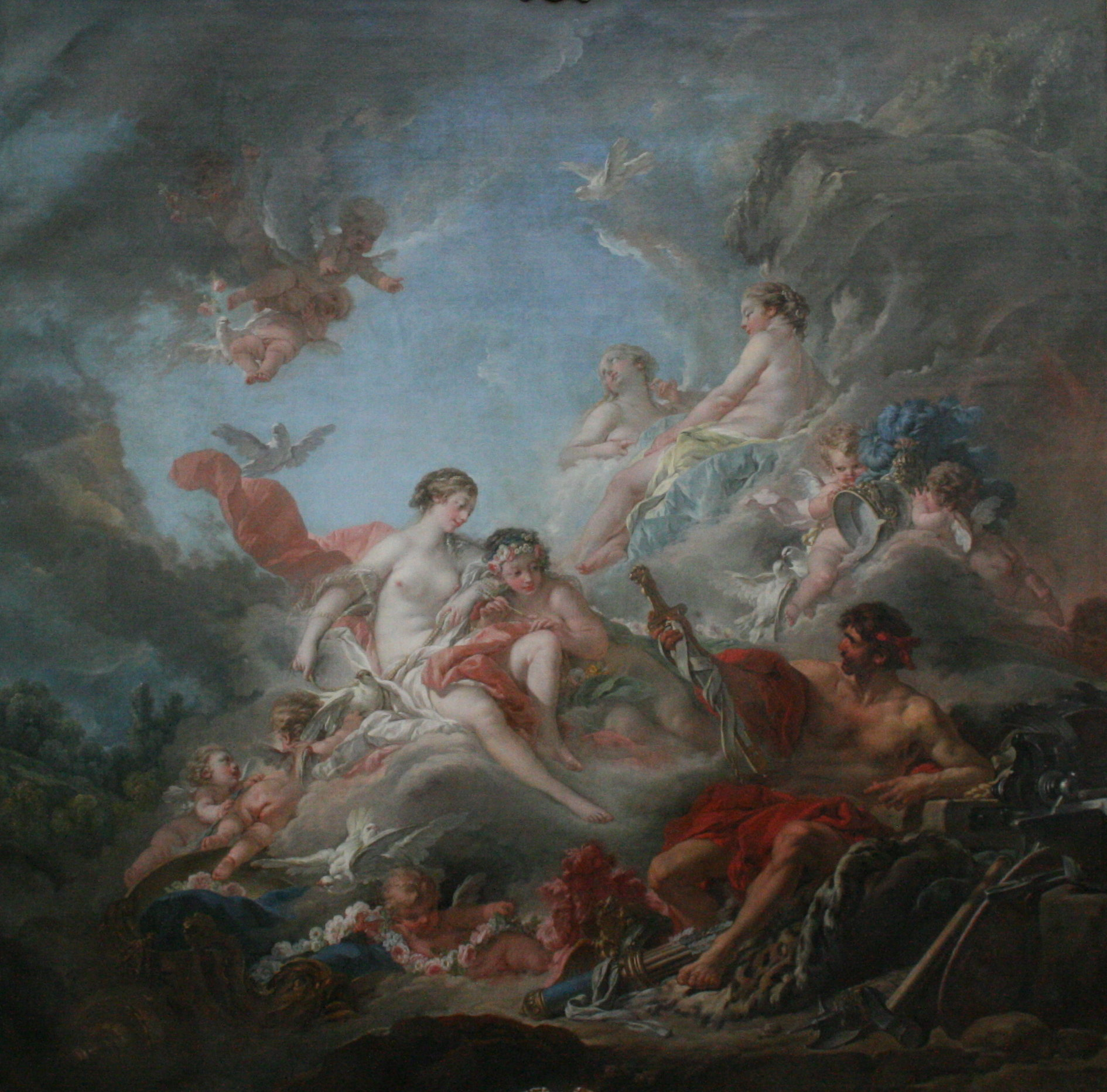 Rococo in Art  Paintings collection