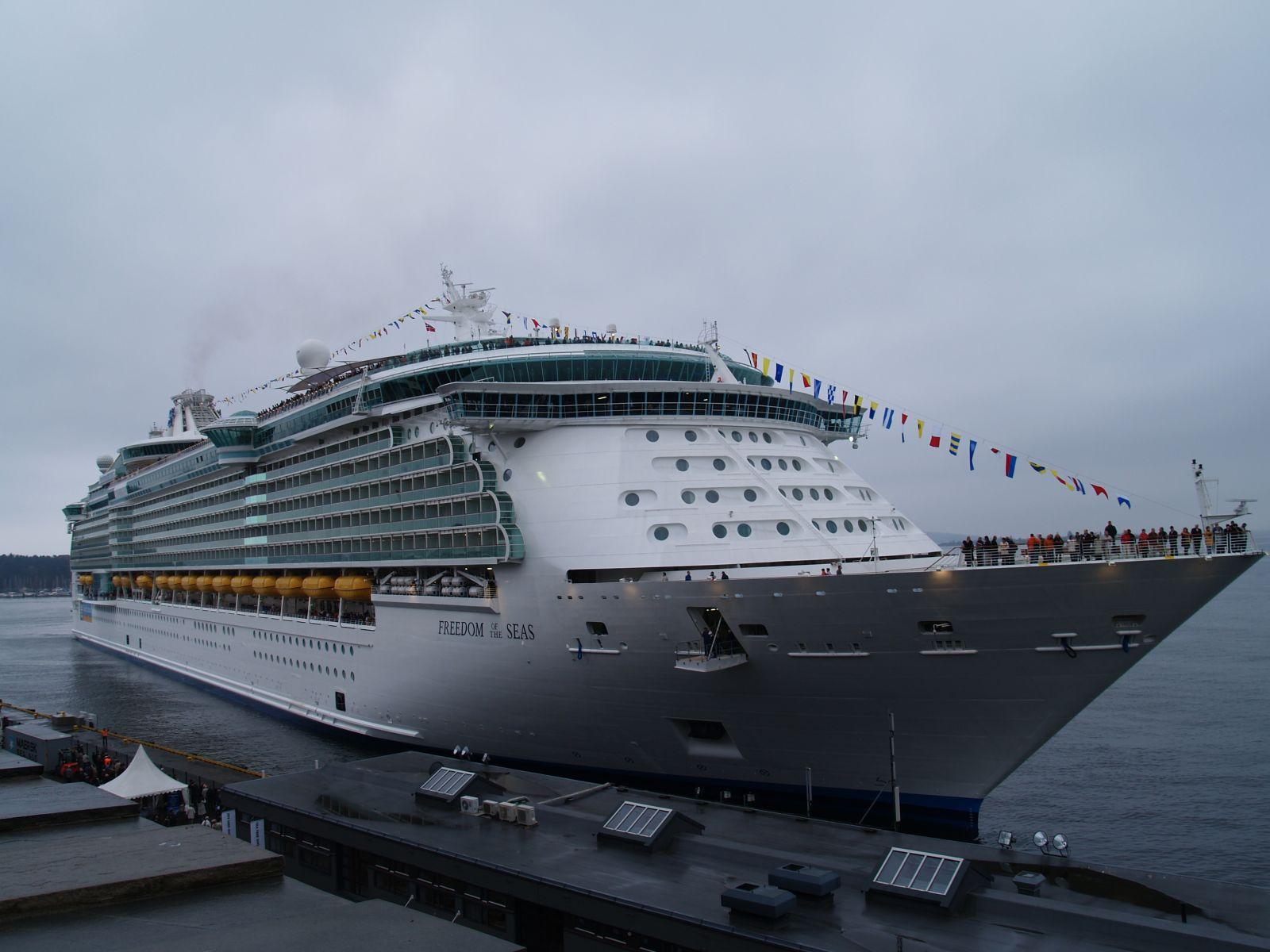 Freedom Class Cruise Ship Wikiwand