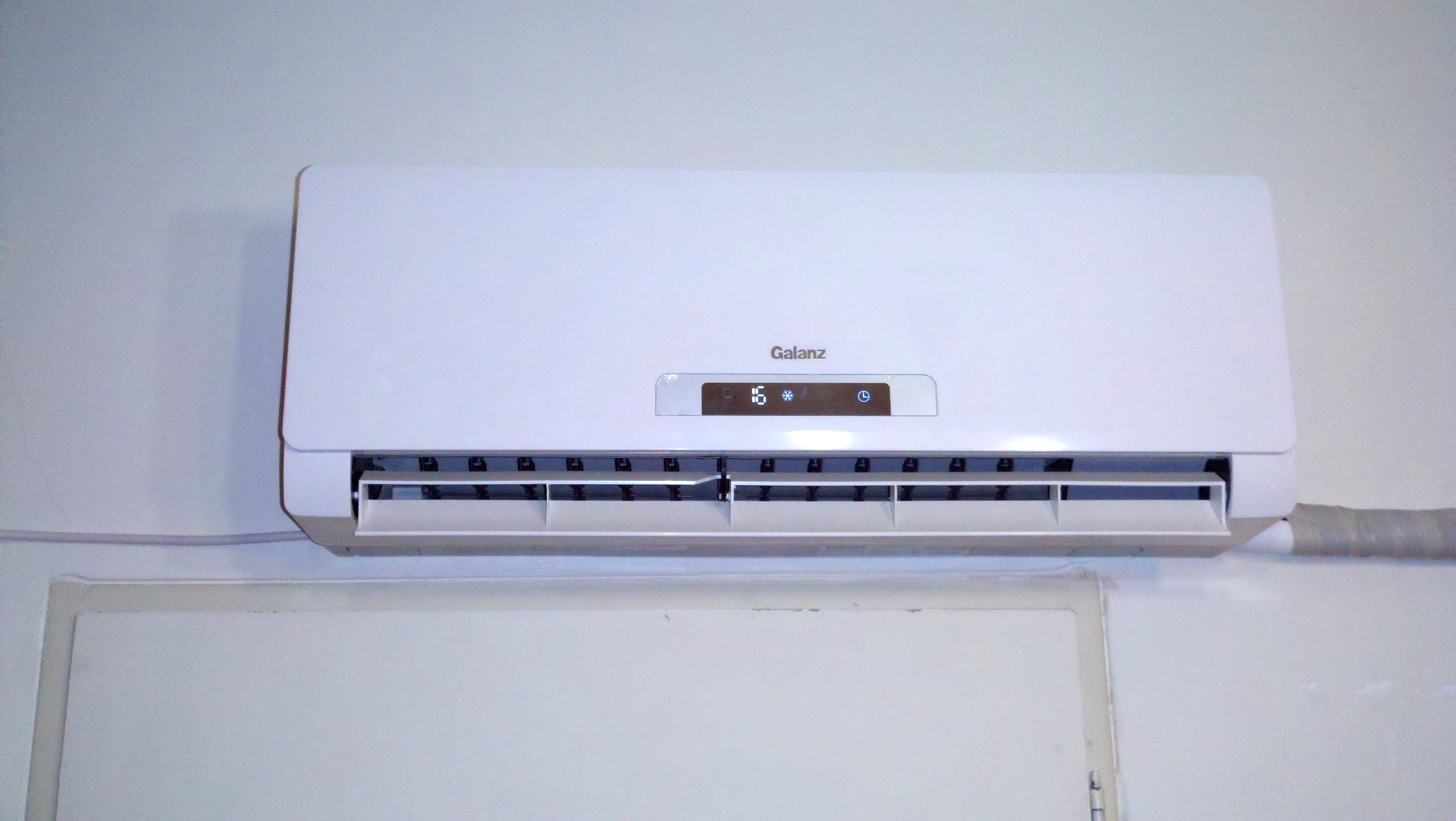 air conditioners wall mounted split systems & window #3F476D