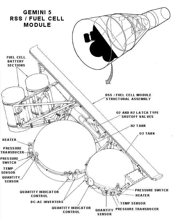 nasa gemini spacecraft