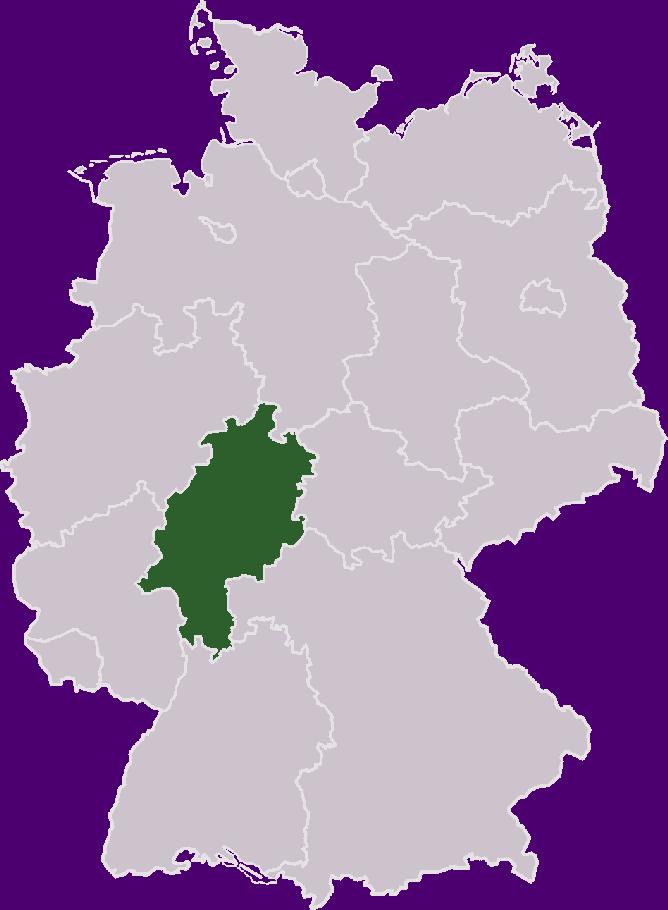 Hessen Besonderheiten
