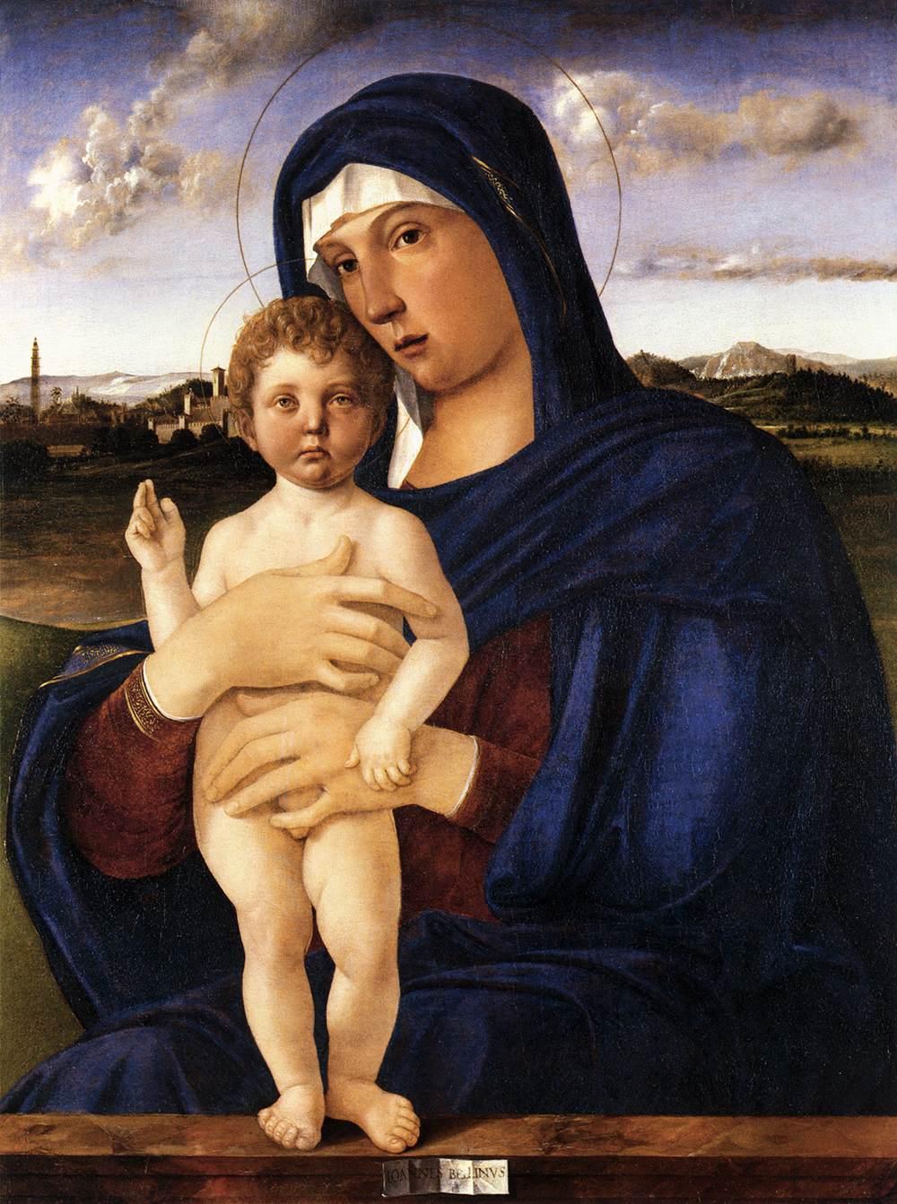File:Giovanni bellini, madonna contarini.jpg - Wikipedia, the free ...