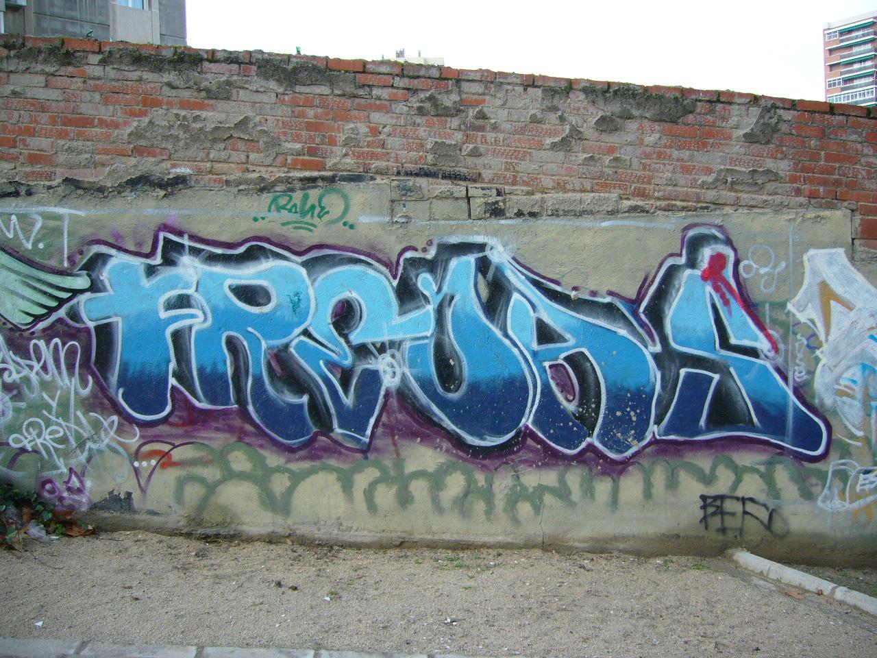 Grafitis taringa for Immagini di murales e graffiti