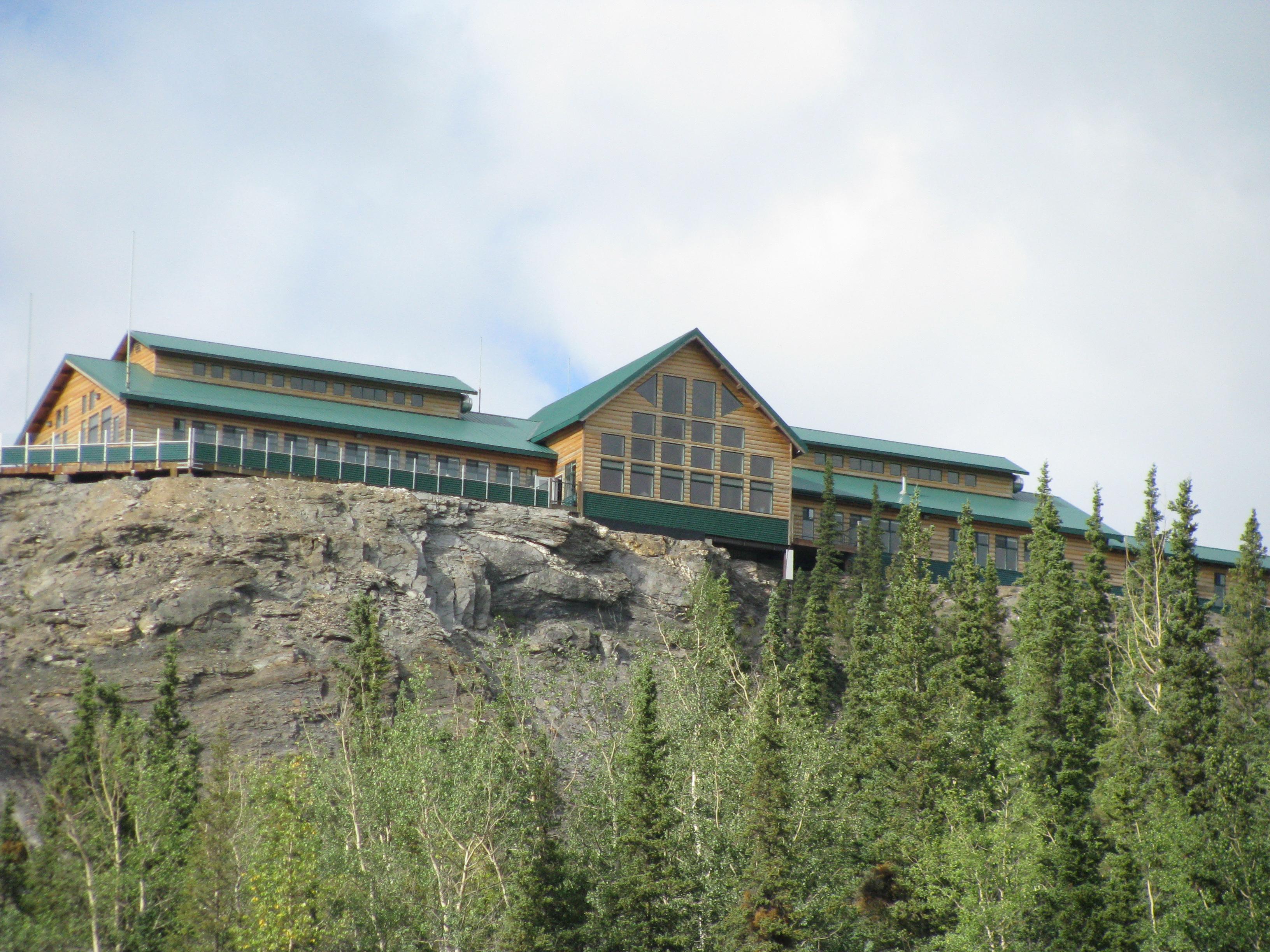 Denali Park Hotel Amenities