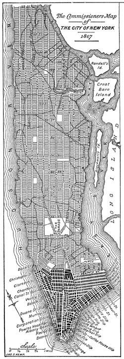 1811 Steet Grid