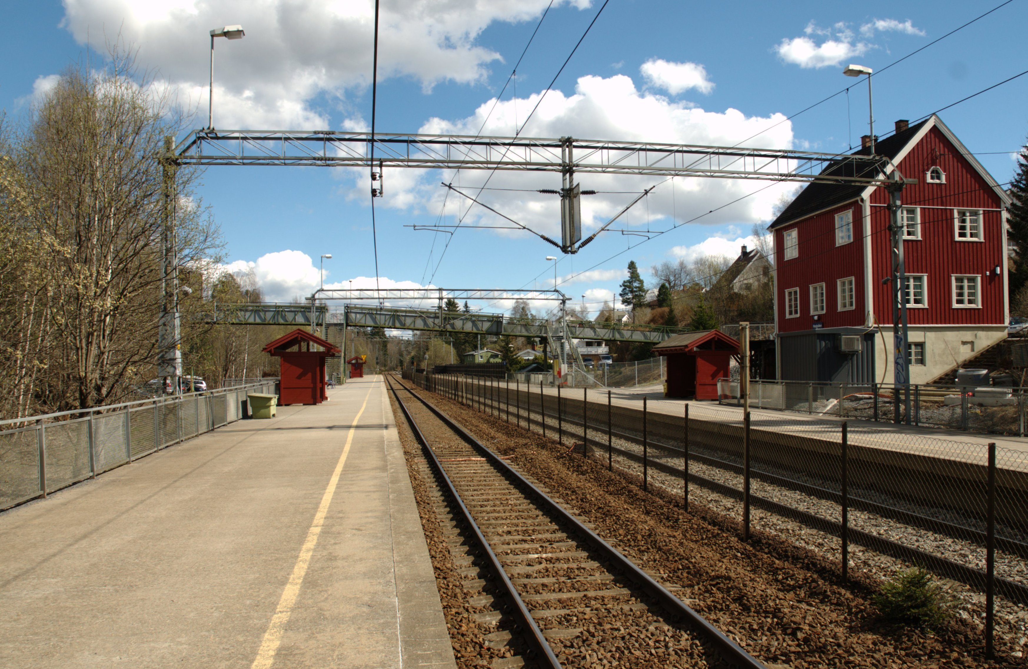 Høybråten stasjon