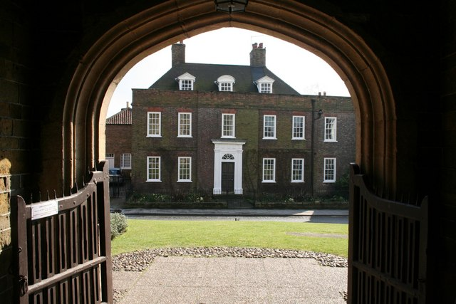 Hanby Hall - geograph.org.uk - 915337