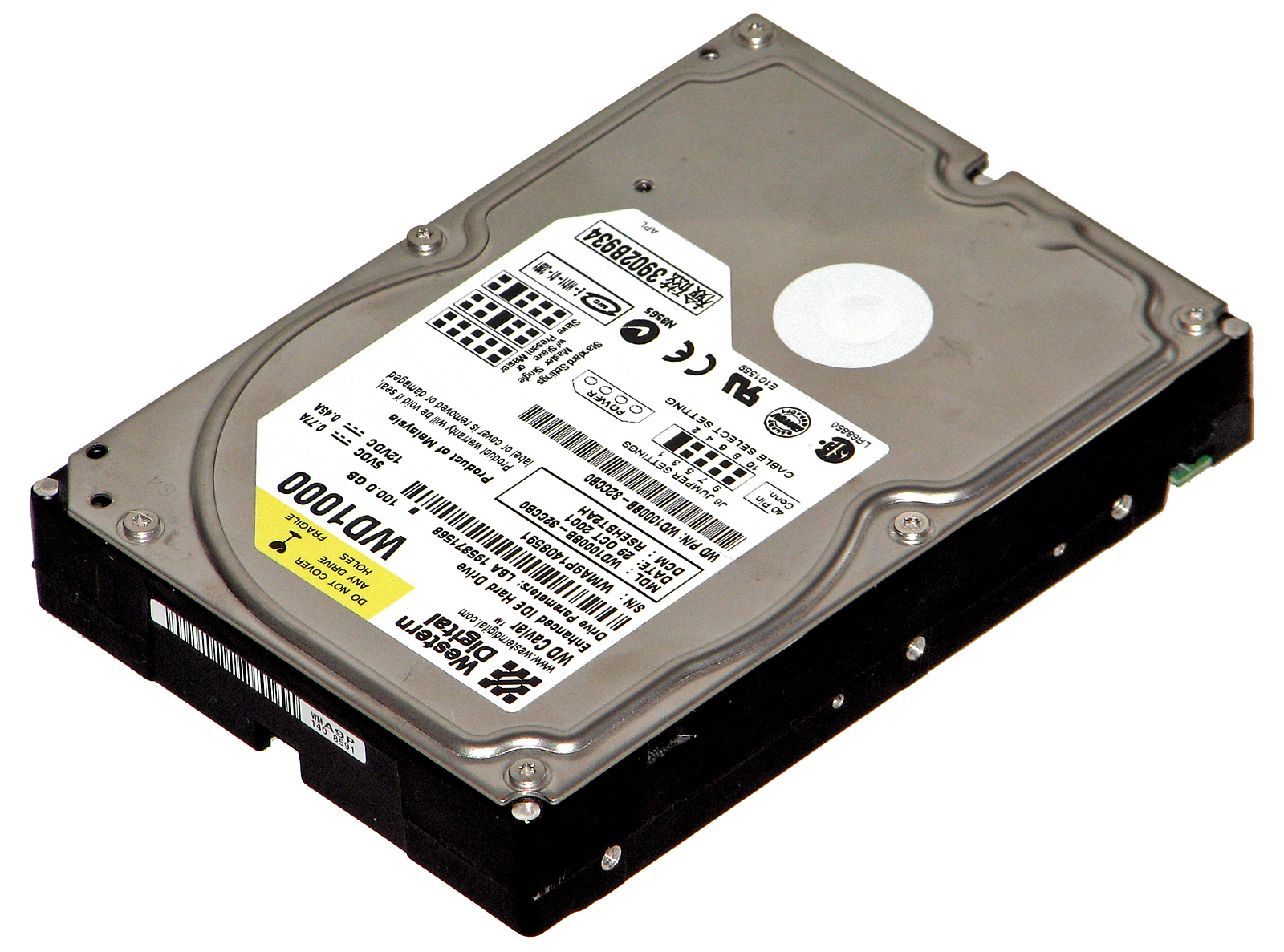 expanding PS4 stock storage with a new hard drive