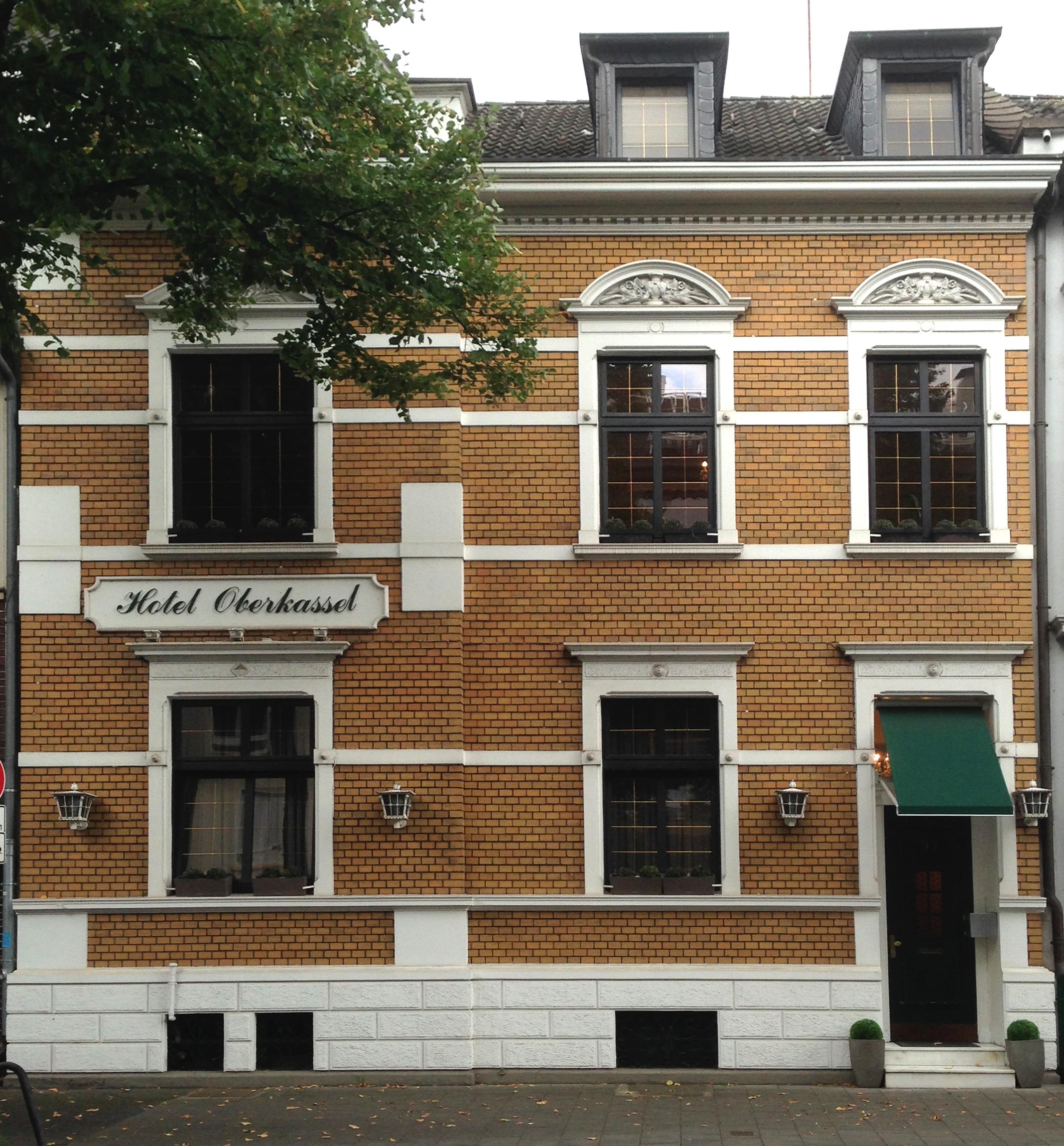 Hotel Villa Achenbach Dusseldorf