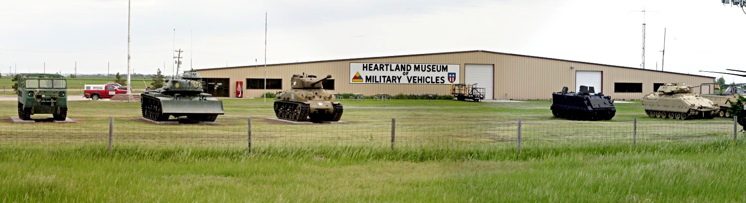 File:Heartland Museum of Military Vehicles.jpg - Wikimedia Commons