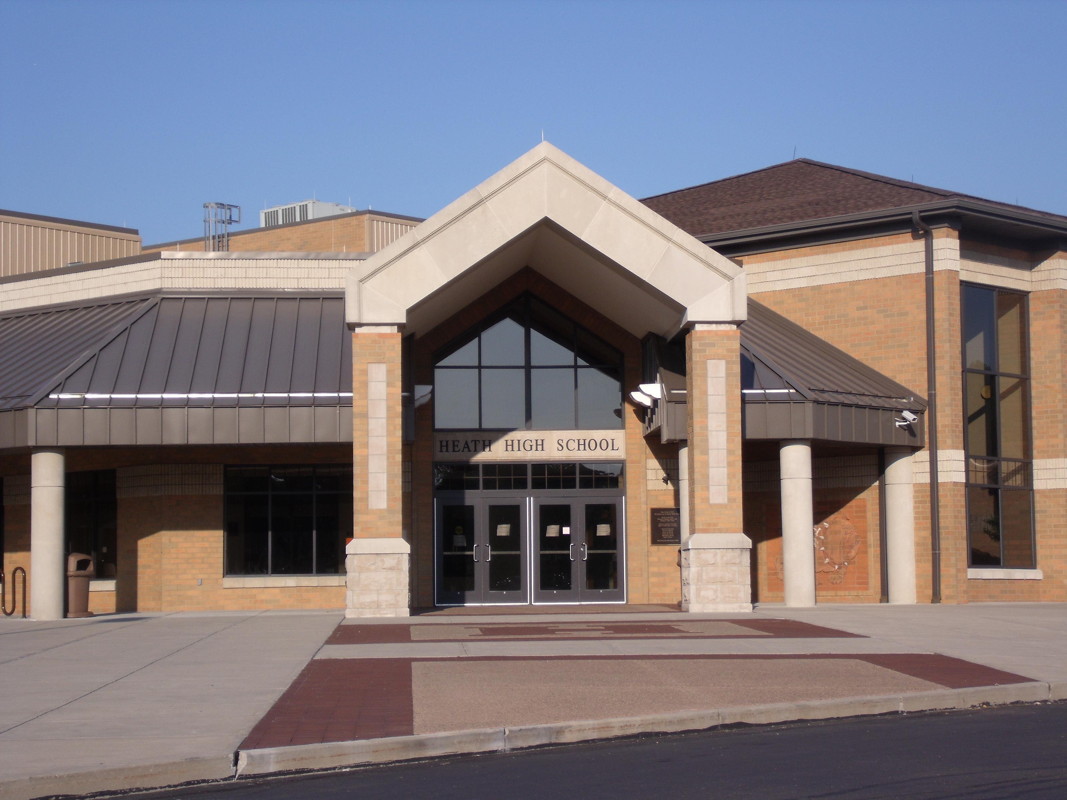 Heath High School (Ohio) - Wikipedia
