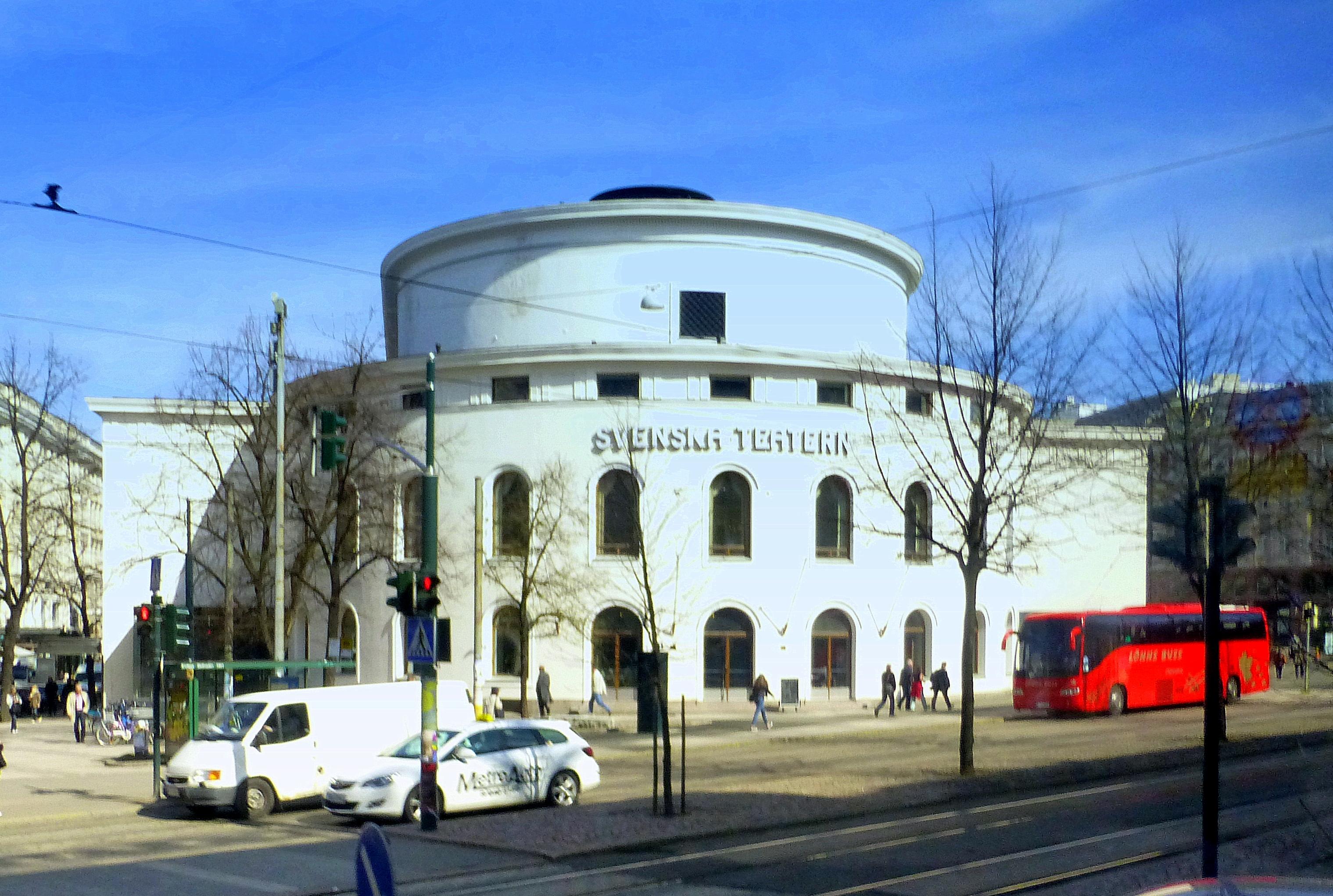 Svenska Teatern Helsinki