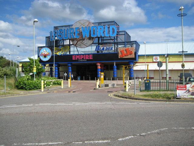 File Hemel Hempstead Leisure World At Jarman Park 1