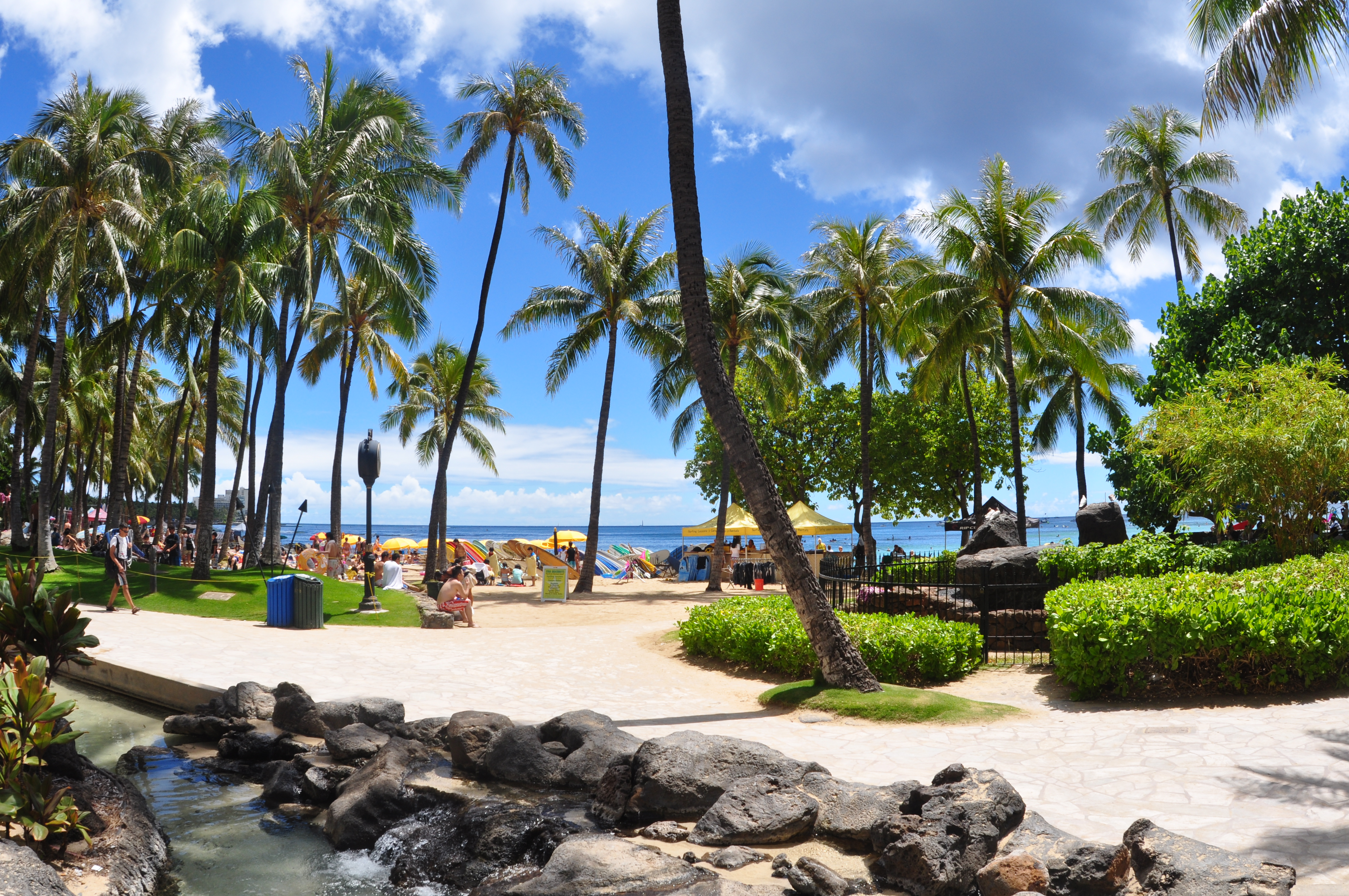 a history of tourism in hawaii