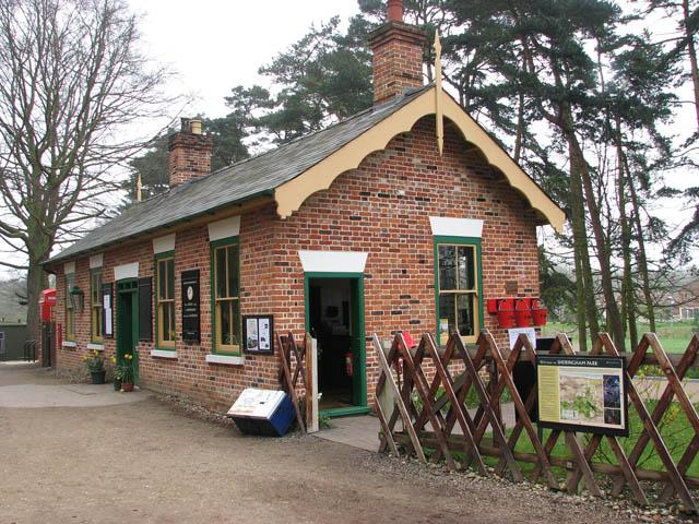Holt Railway Station - geograph.org.uk - 1249150
