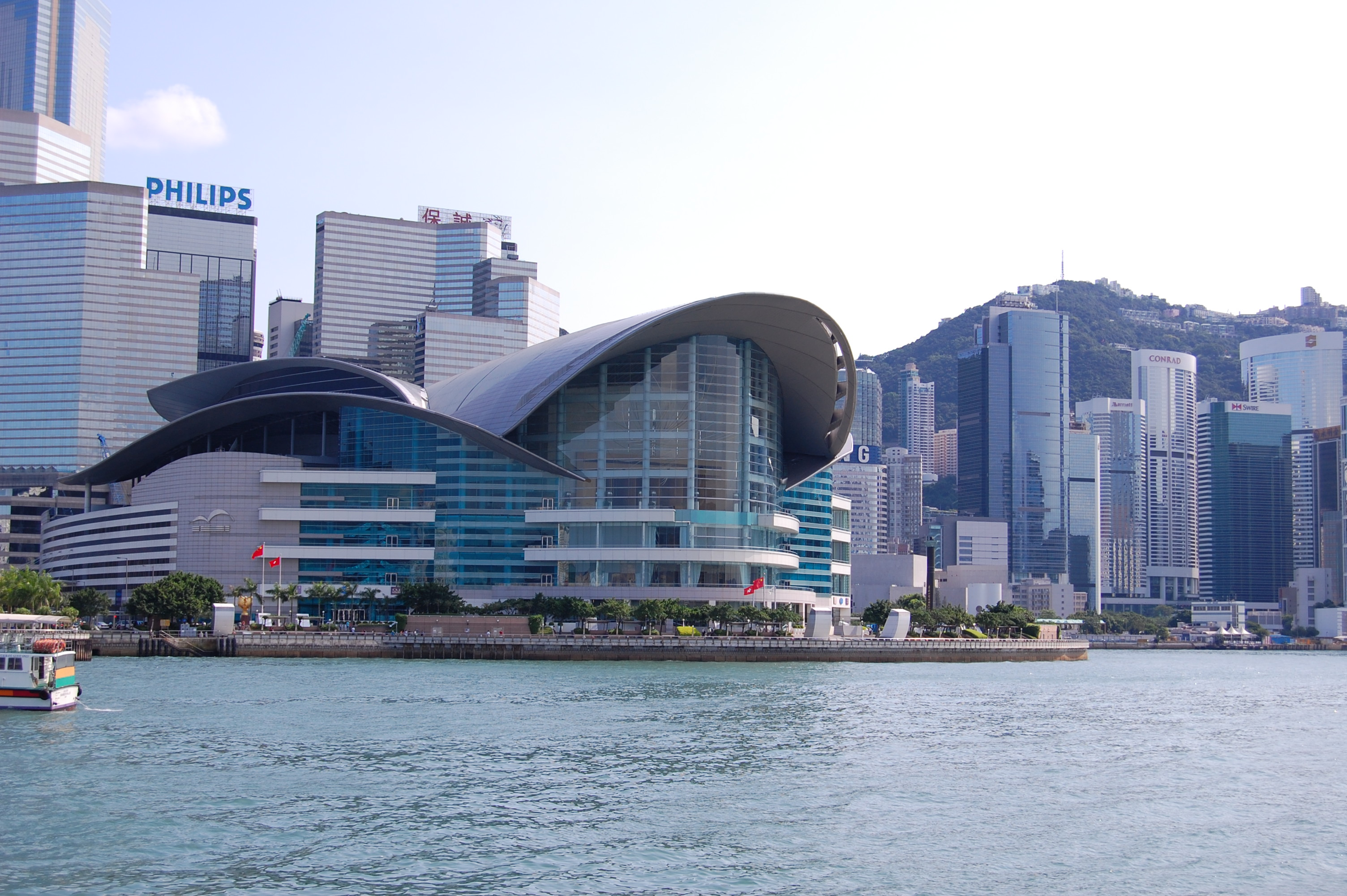 RENAISSANCE HONG KONG HARBOUR VIEW HOTEL - Updated 2018