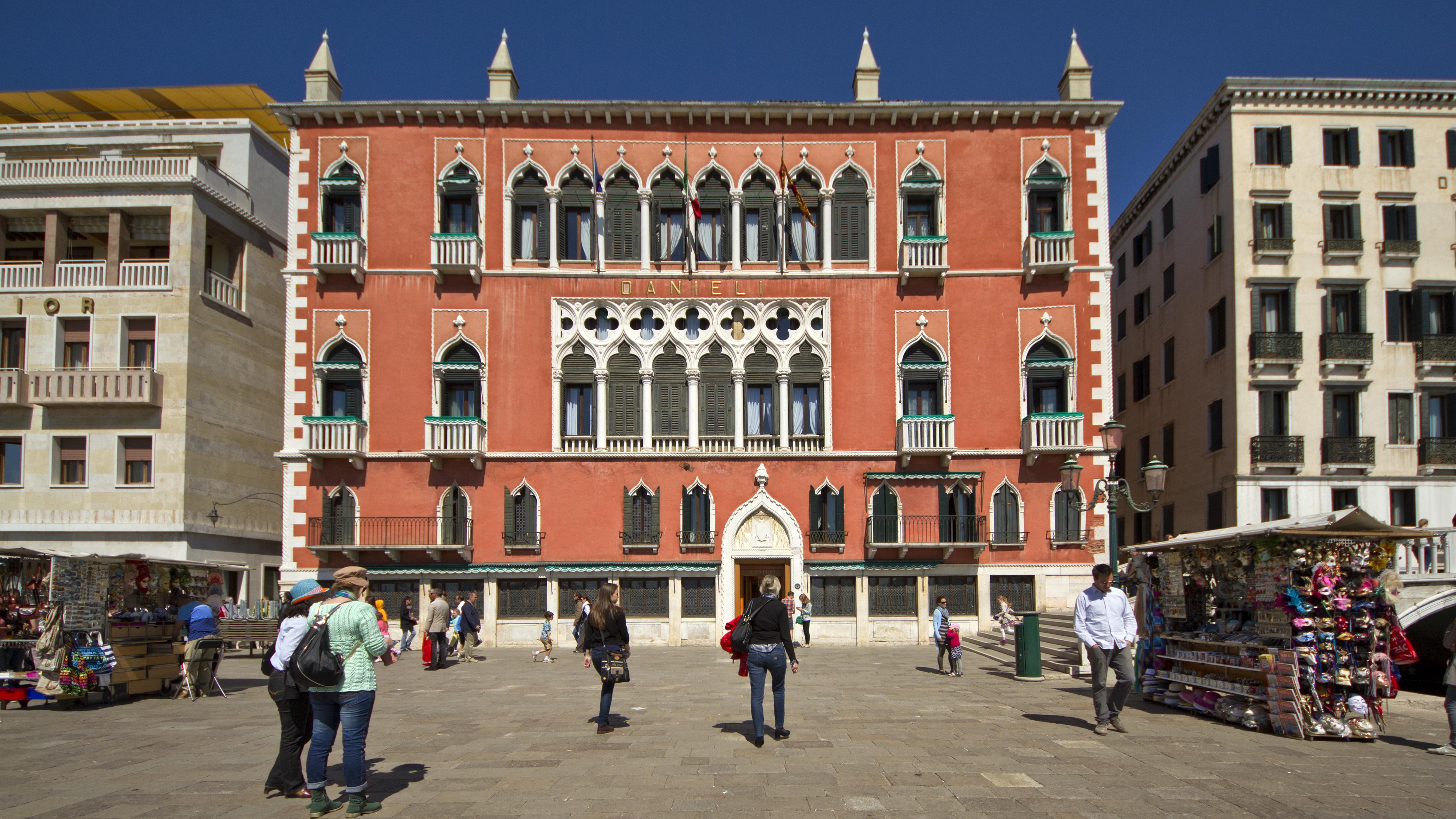 File Hotel Danieli Castello Venezia Veneto Italy