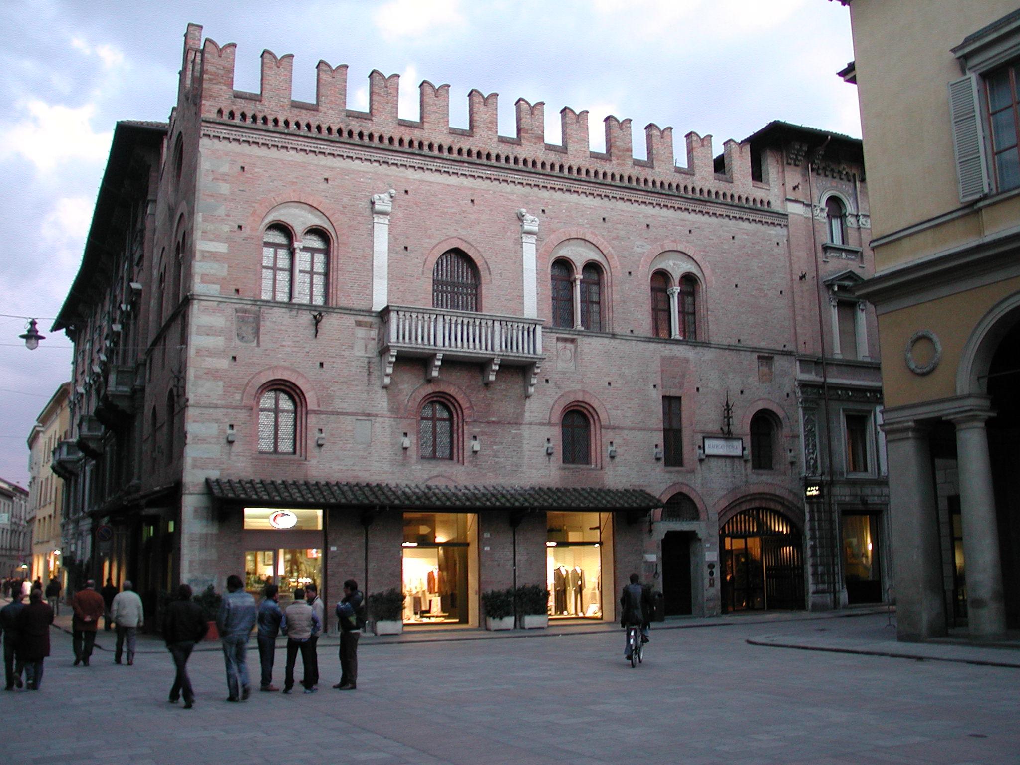 Hotel Via Emilia Bologna