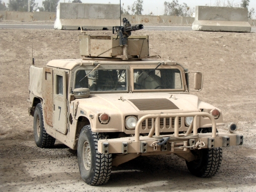 Humvee of Doom