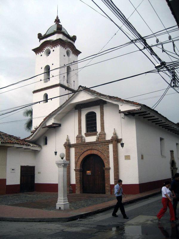 Iglesia De San Francisco De Ass Guadalajara De Buga
