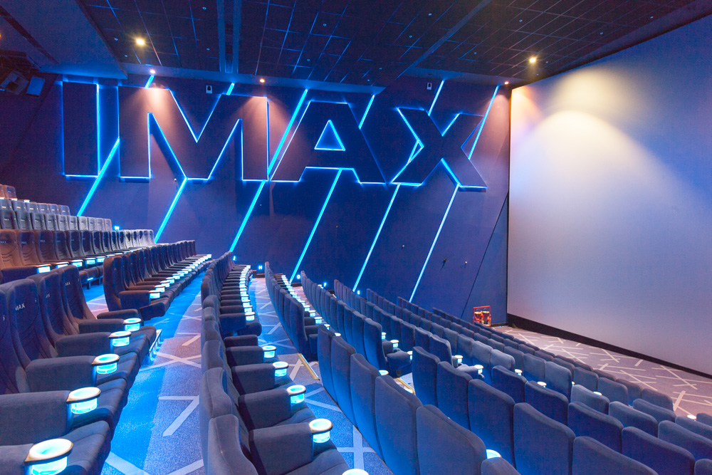 D Movie Theater In Bangalore