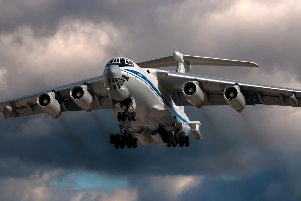 Resultado de imagen de Il-78M.