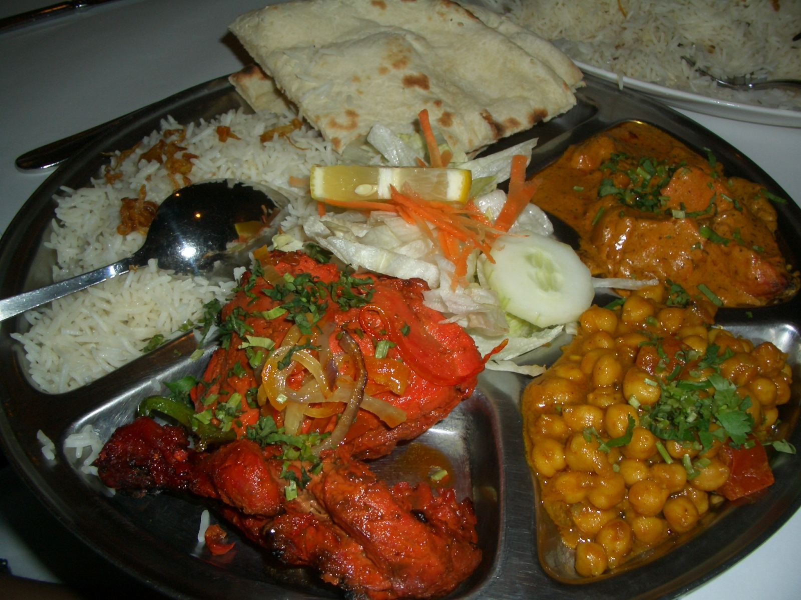 Http Commons Wikimedia Org Wiki File Indian Food Set Jpg