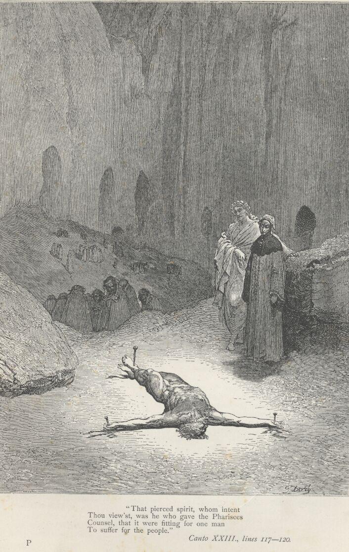 Infierno: Canto Vigésimo tercero - Wikipedia, la enciclopedia libre