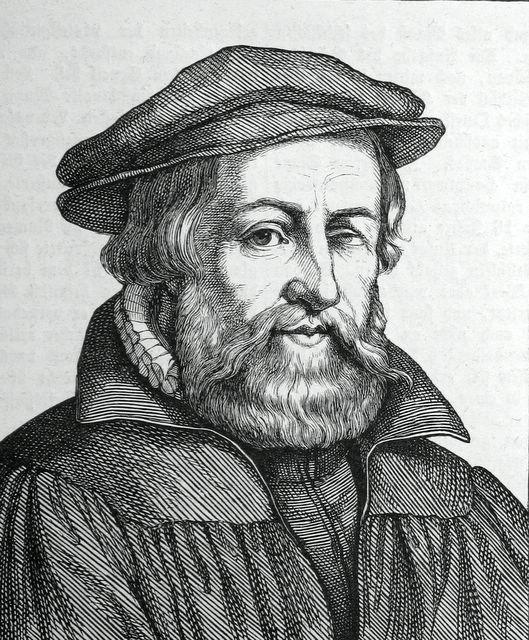 Johannes Sleidanus