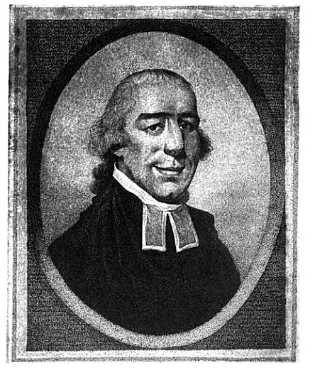 John Cotton Minister England Colonial: 18th-century Congregationalist Ministers