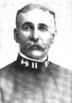 John C. Frémont II was a career officer in the United States Navy, and attained the rank of rear admiral.