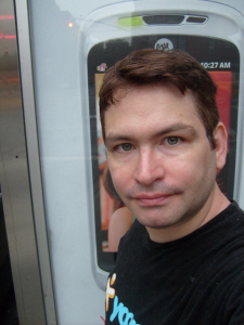 Jonah Falcon American actor and television presenter