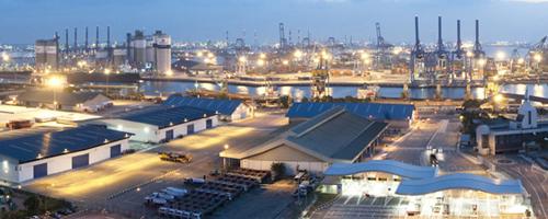 Singapur port morski w Singapourze