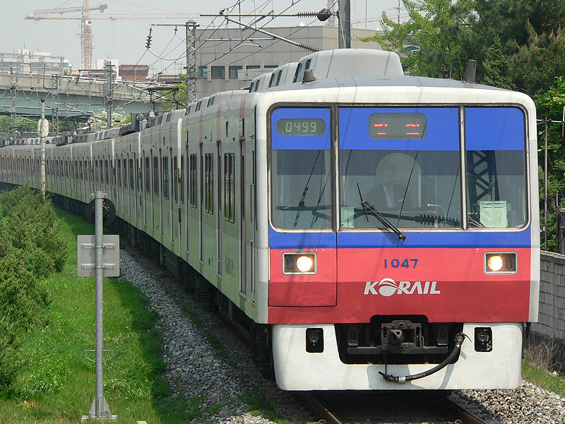 Korail Class 1000