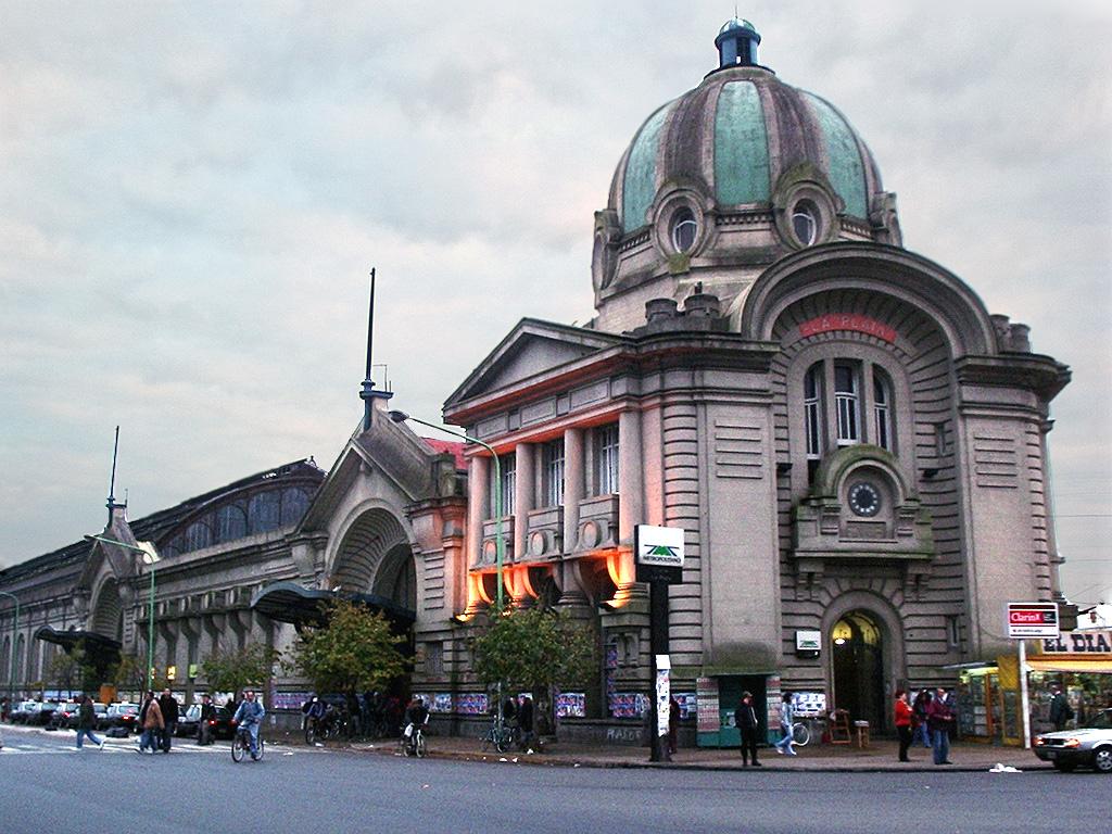 Estaci N La Plata Roca Wikipedia La Enciclopedia Libre